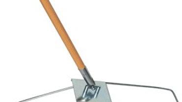 "36"" Breakaway Dust Mop Frame, with 60"" Wood Handle"