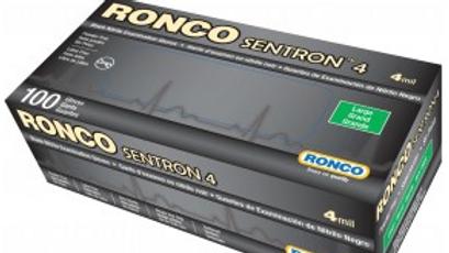 Ronco Nitrile Gloves - SENTRON™ 4 Nitrile Examination Glove  (4 mil)