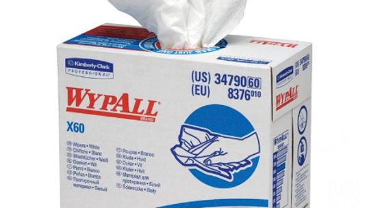 WYPALL - 126 Pack X60 Pop-Up Shop Towels