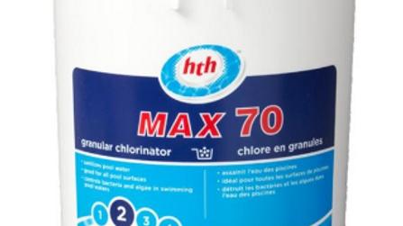 HTH - 30kg Max 70 Granular Chlorine
