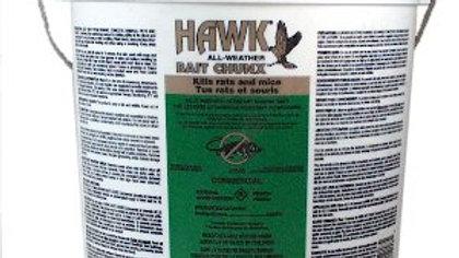 Hawk All-Weather Bait Chunx, 4kg