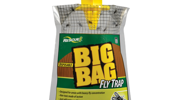 Big Bag Fly Trap, 40,000 Flies
