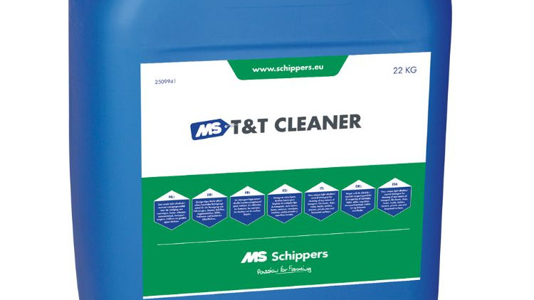 MS T&T Cleaner, 22 kg