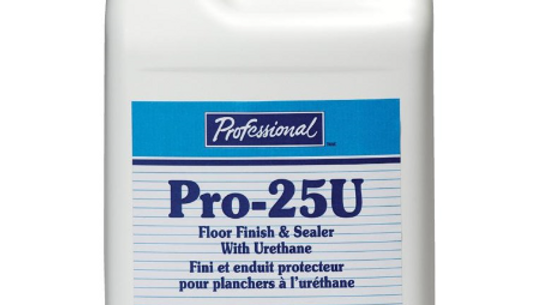 Pro-25U High Solids Urethane Floor Sealer and Finish, 4L