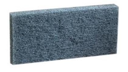 3M™ Doodlebug™ Blue Scrub Pad, 8242, 117 mm x 254 mm