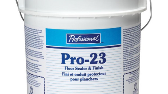 Pro-23 High Solids Floor Sealer and Finish, 19L
