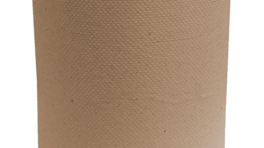"ENVIROLOGIC  24 Rolls 8"" x 250' Natural Paper Towels"