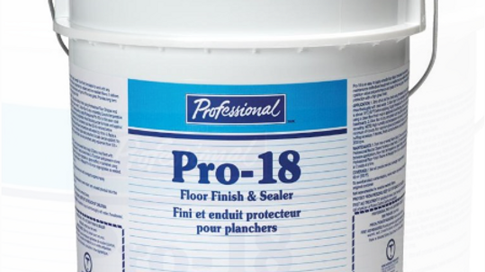 Pro-18 Floor Sealer and Finish, 19L