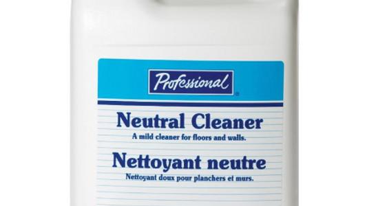 Neutral Floor Cleaner, 4L