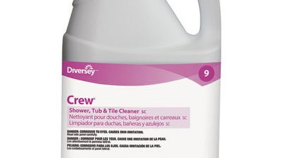 Diversey - Crew Shower, Tub and Tile Cleaner, 3.78L
