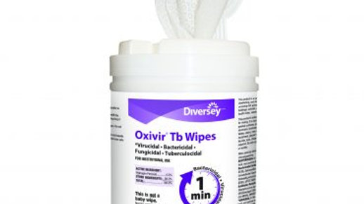Diversey - Oxivir Tb Wipes, 160 count