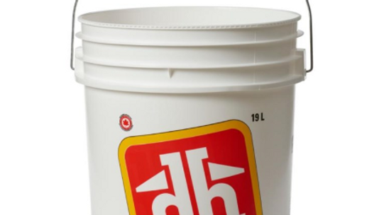Home Hardware - White Utility Pail,19L