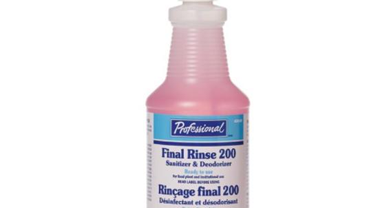 Home Professional - Final Rinse Industrial Sanitizer RTU, 946mL