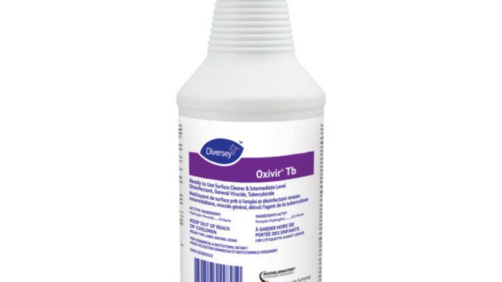 Diversey - Oxivir Tb RTU, 946mL