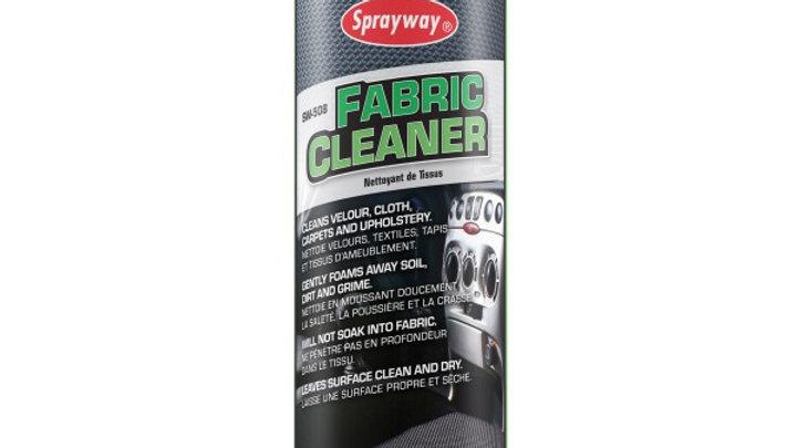 Sprayway - Fabric Cleaner, 19oz