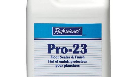 Pro-23 High Solids Floor Sealer and Finish, 4L