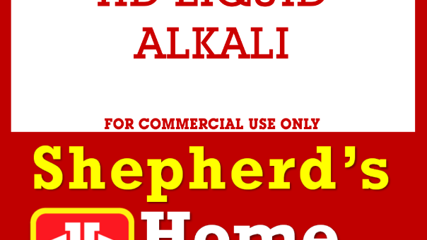 H.D. Liquid Alkali, 205L