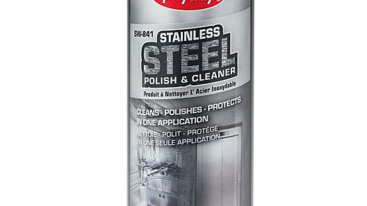 Sprayway - Stainless Steel Polish, 15oz
