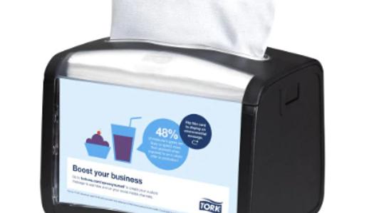 Tork Xpressnap Signature Tabletop Dispenser