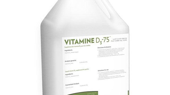 Jefo - Vitamin D3, 1L