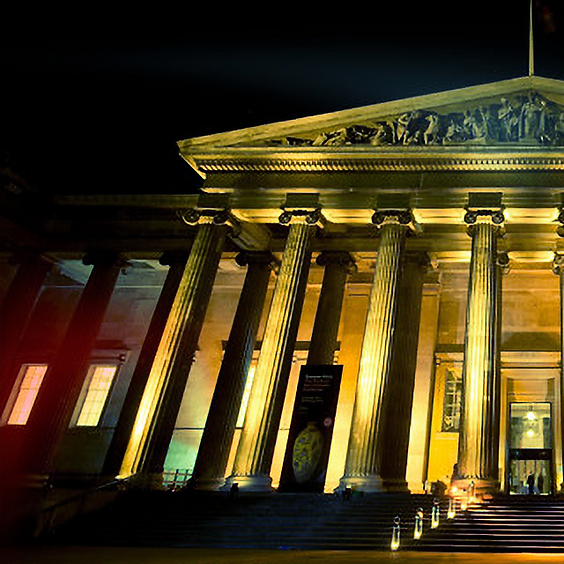 The British Museum and Awakening English Magic Guided Tour  – Caroline Wise (2)