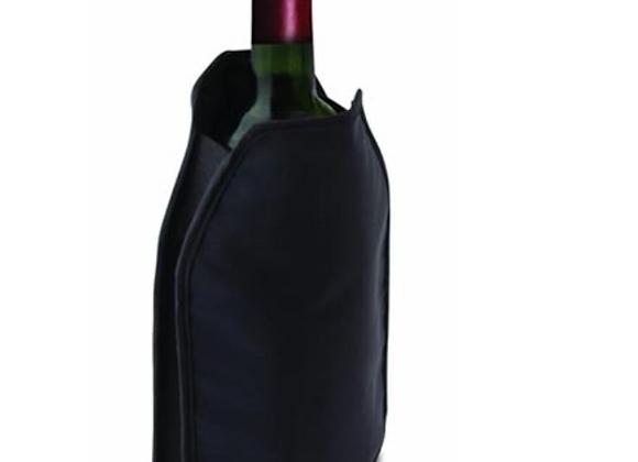 Capa Térmica para Garrafa Wine Collection Preta - Kenya