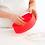 Thumbnail: Pipoqueira em Silicone para Microondas II Vermelha Prana