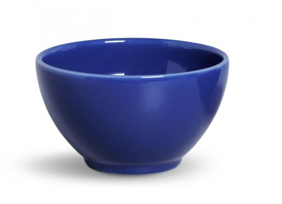 Bowl Liso Azul Navy 587 ml - Porto Brasil Cerâmica