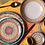 Thumbnail: Jogo 6 Pratos Rasos Yucatán - Porto Brasil Cerâmica