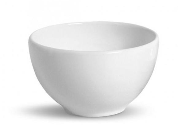 Bowl Liso Branco 587 ml - Porto Brasil Cerâmica