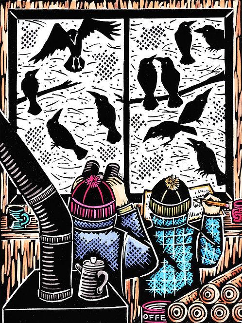 Observation: Raven Days
