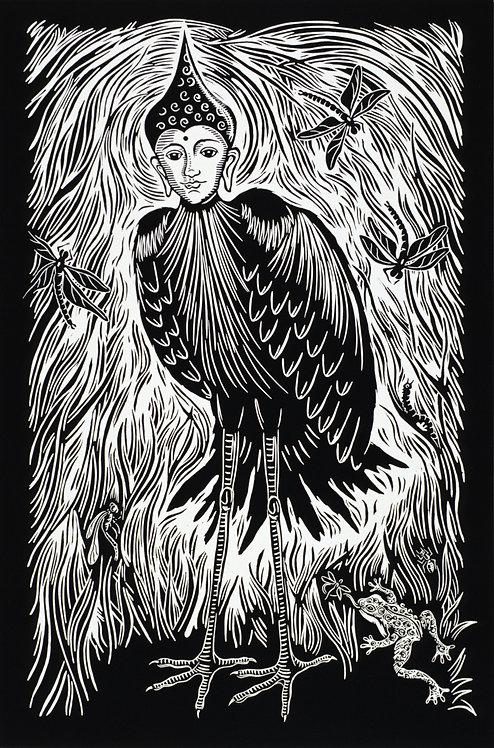 Buddha Bird
