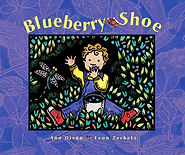 Blueberry Shoe Book Cover