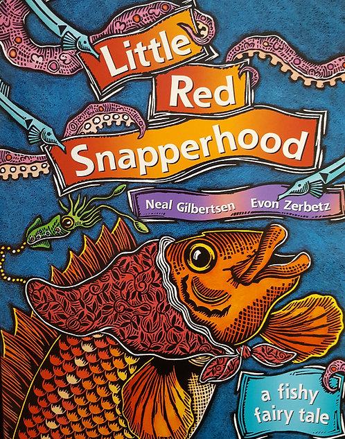 Little Red Snapperhood Hardbound