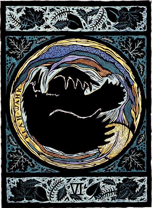 Station of the Raven VI: Raven Revolution—Half Roll