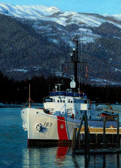 USCGC Acushnet