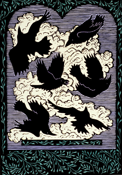 Station of the Raven II: Raven Romantics