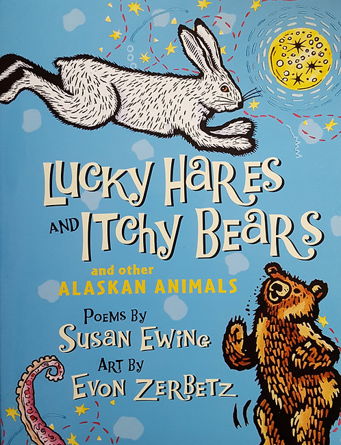 Lucky Hares and Itchy Bears | Hardbound