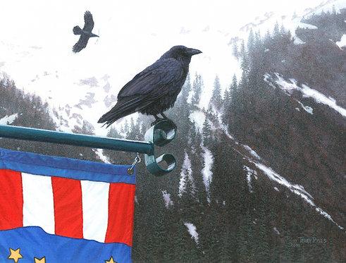 Mount Juneau Ravens
