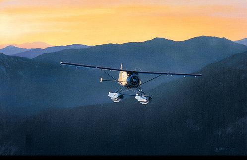 Evening Flight DHC-2