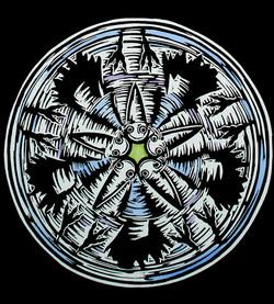 Bird Kaleidoscope