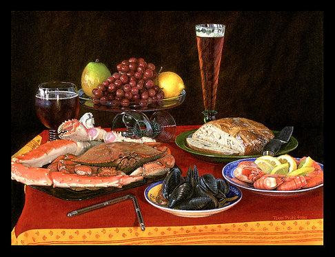 Alaska Shellfish Feast