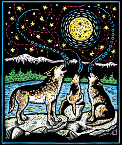 In the Milky Moonlight