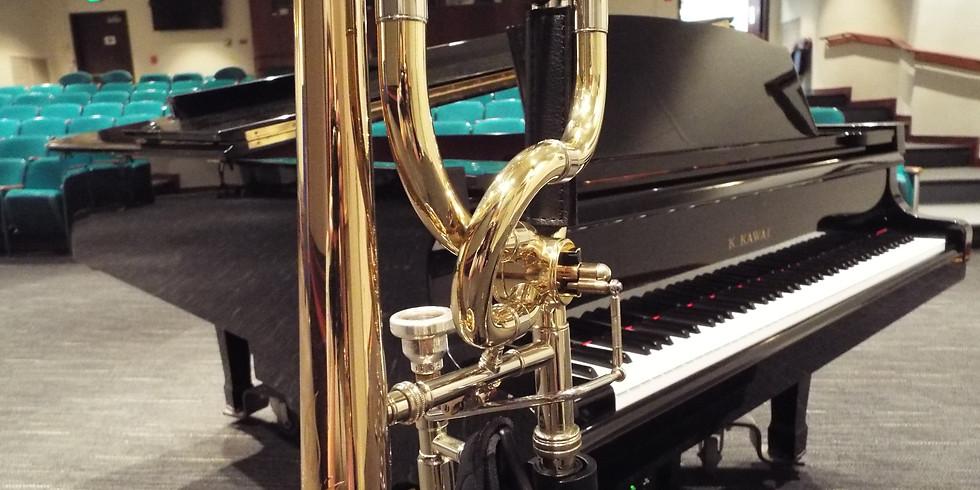 Full-Blown Trombone Year-End RECITAL