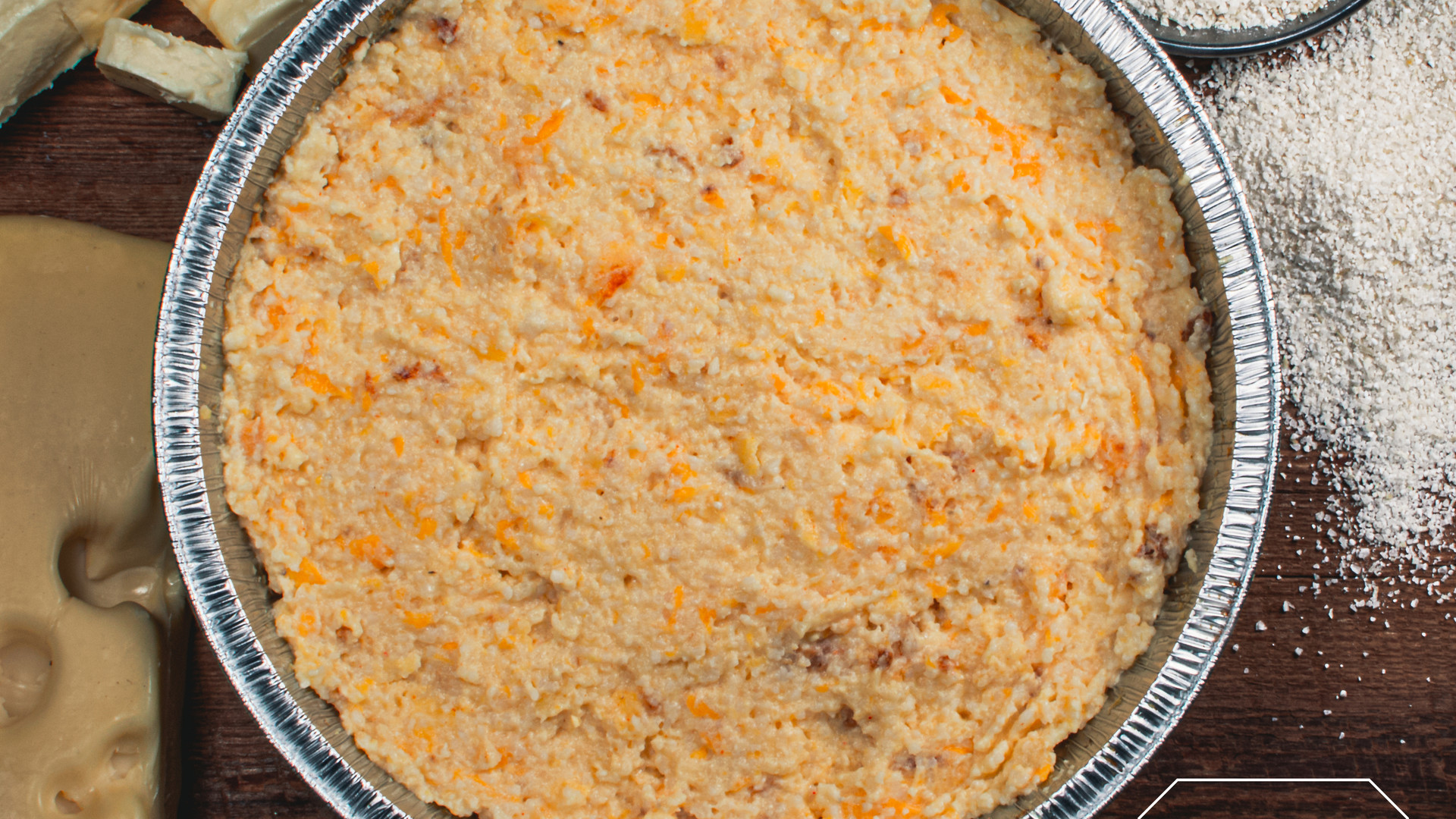Casserole Shop Cheese Grits