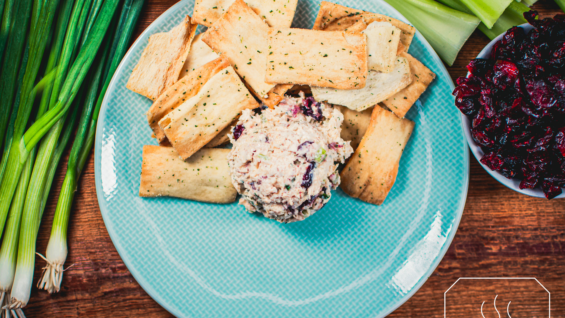 Casserole Shop Cranberry Chicken Salad Dip