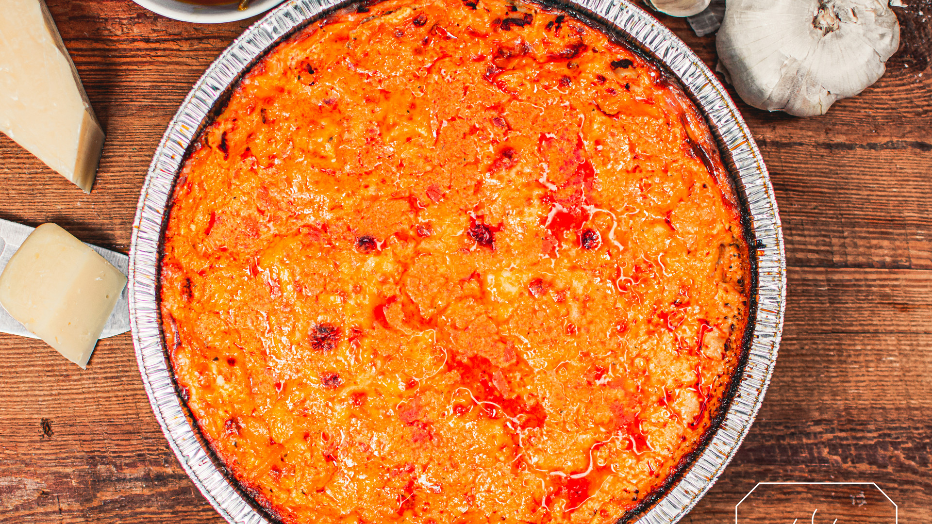 Casserole Shop Buffalo Chicken Dip