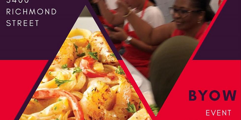 "Twisted Cooking ""Cajun Chicken& Shrimp Pasta"""
