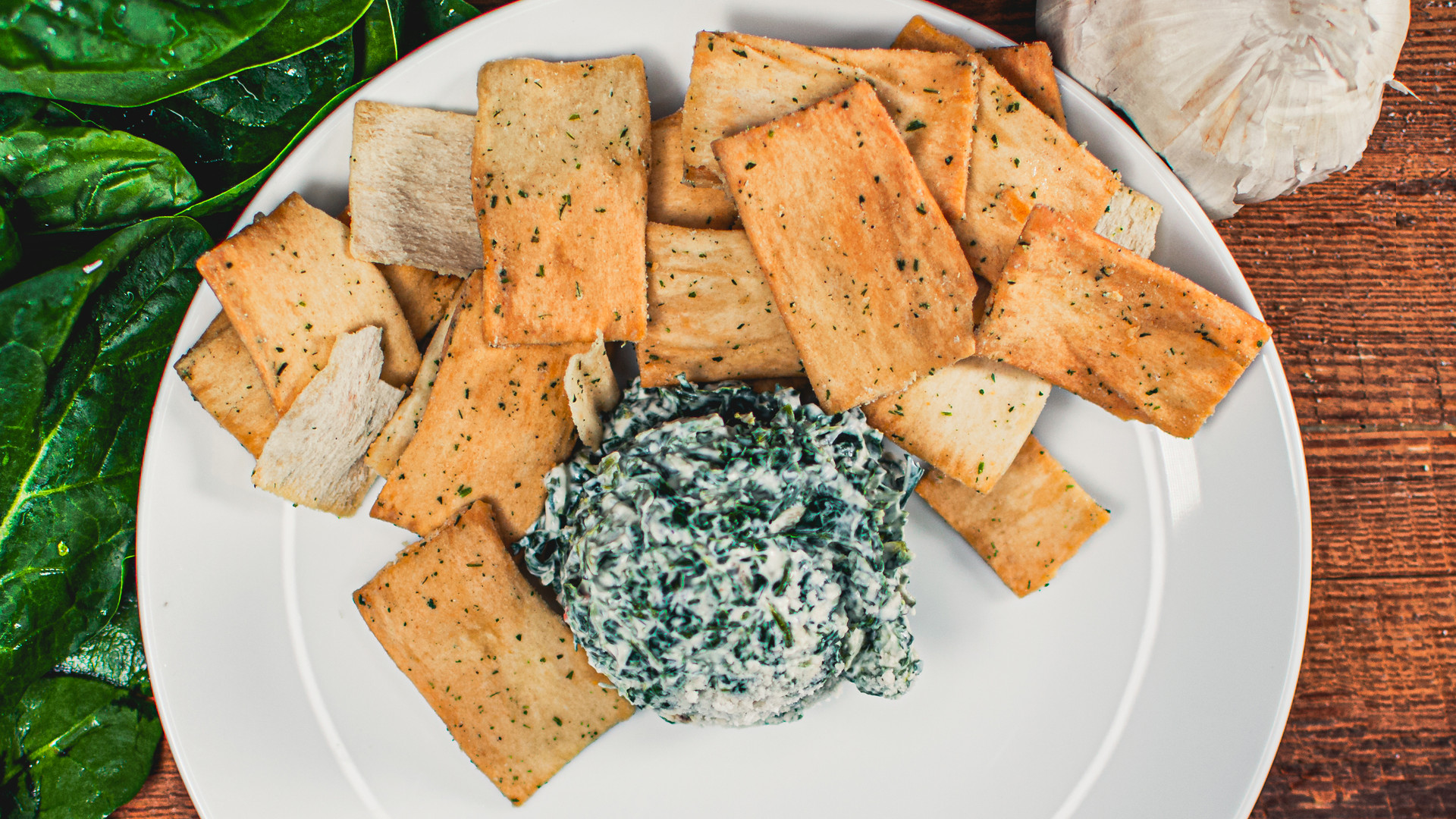 Casserole Shop Spinach Dip