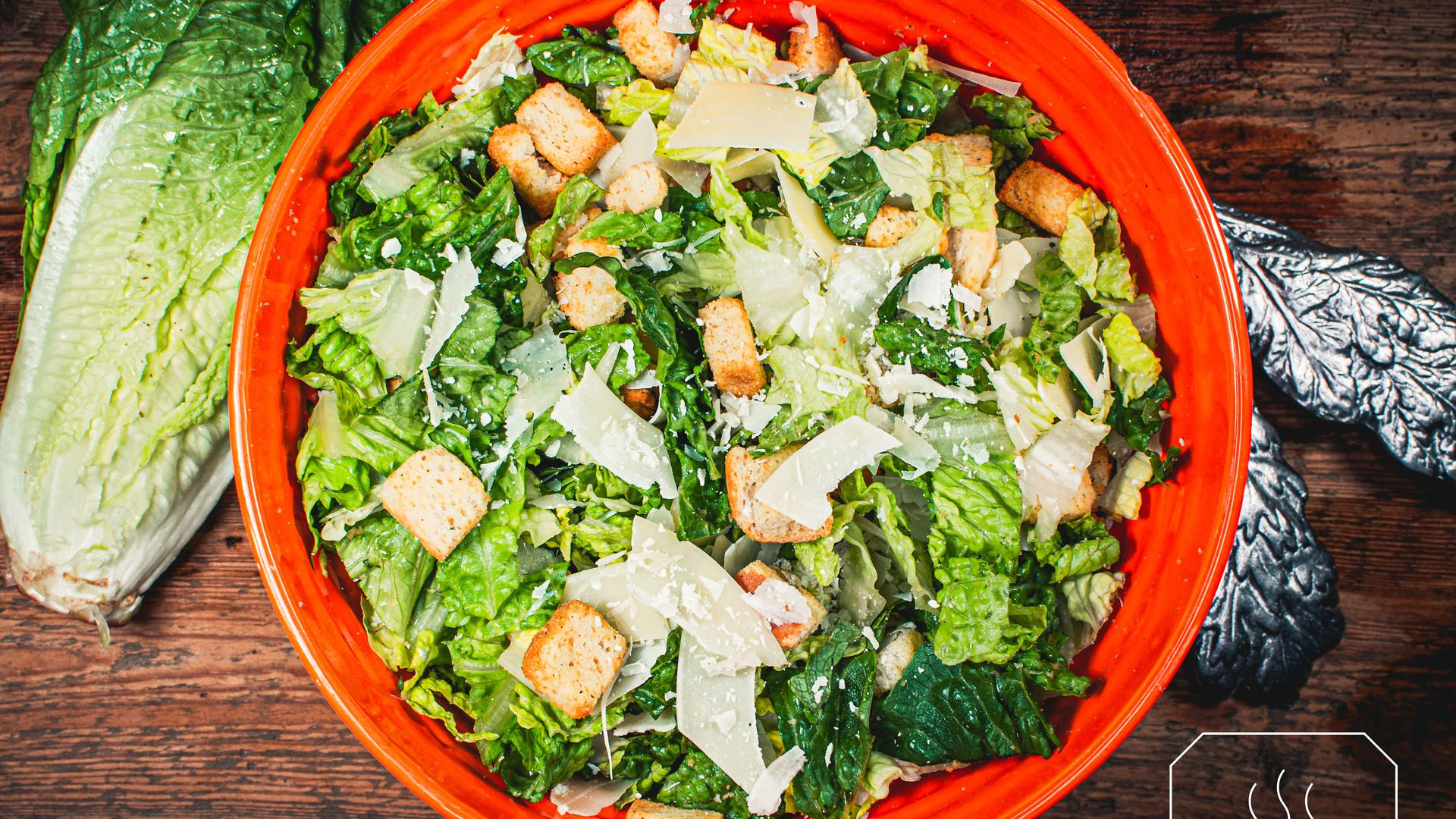 Casserole Shop Caesar Salad